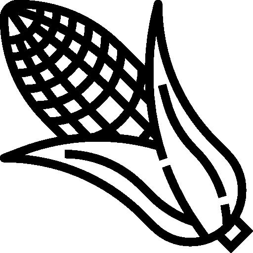ícone de espiga de milho