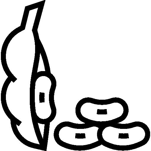ícone de soja