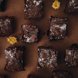 brownie e cookies