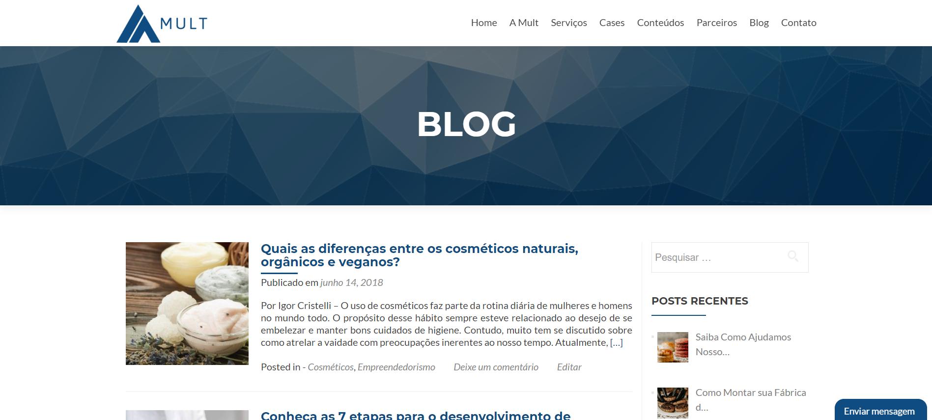 blog da Mult