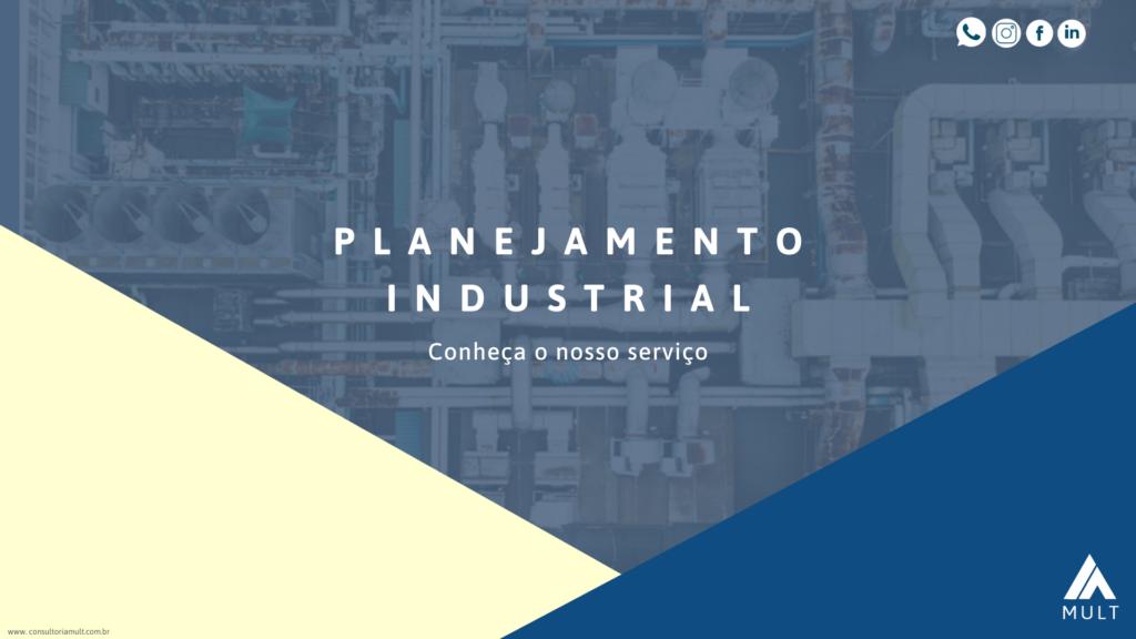 capa planejamento industrial